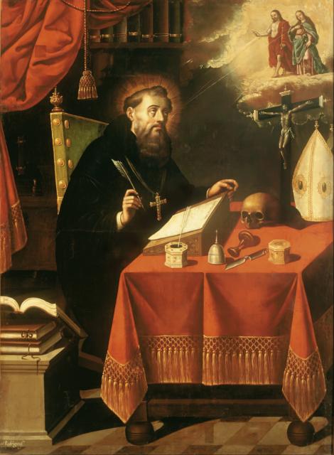 Antonio_Rodríguez_-_Saint_Augustine-small