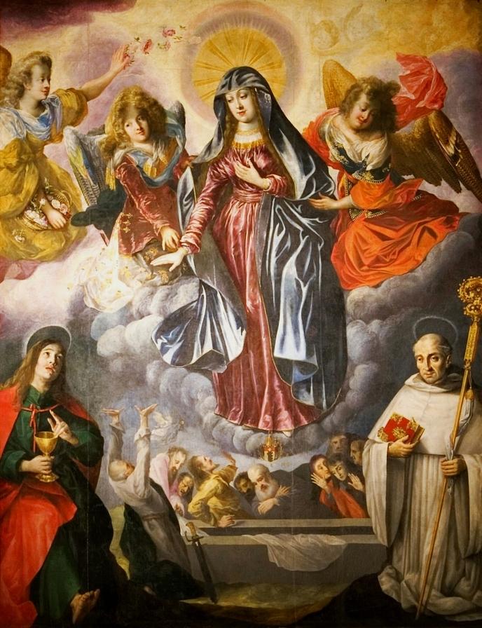 Assumpti_of_Mary_w_St._John_the_Evangeli-Strobel