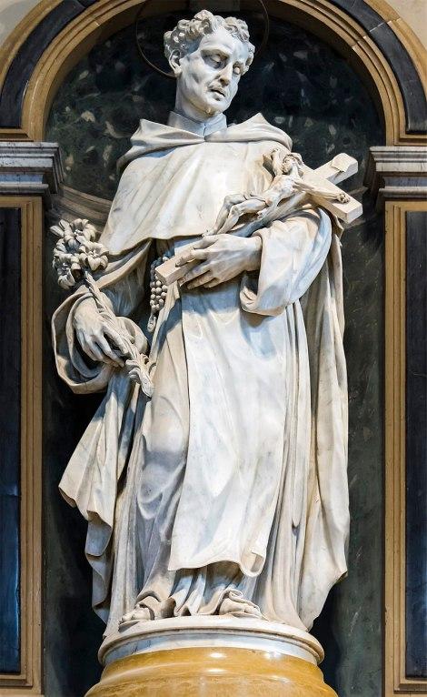 Santa_Maria_dei_Servi_(Padua)-Altare_dell'Addolorata-San_Filippo_Benizi
