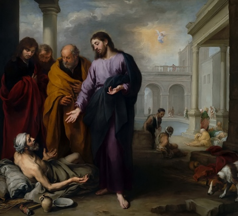 Christ-heals-Paralytic-at-Pool-of-Bethesda-Murillo
