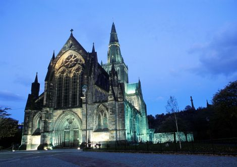 St-Mungos-Cathedral-Glasgow